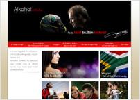 a Dreher Sörgyárak Zrt. Felelős Alkoholfogyasztás Programjának weboldala