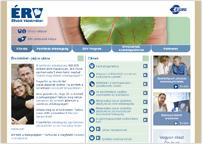 az EGIS Gyógyszergyár Nyrt. EReink Védelmében Programjának weboldala