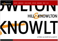 a Hill&Knowlton Hungary Kft. weboldala