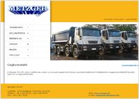 a Metzger Trió Kft. weboldala